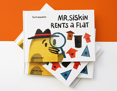 Mr Siskin rents a flat