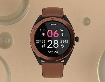 Endure Smartwatch   NoiseFit