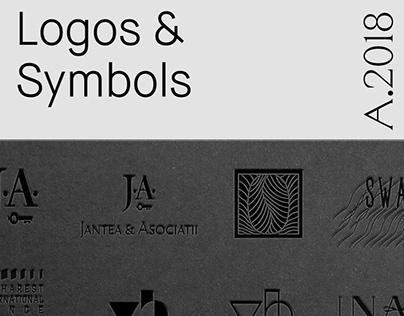 Logos & Symbols — A.2018 collection