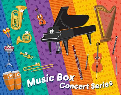 Music Box 2018-19