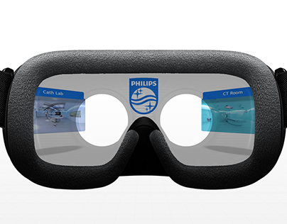 GearVR Philips 360 viewer