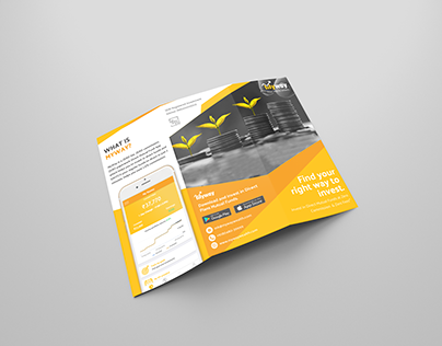 Brochure and Logo Design