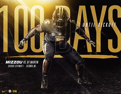 Mizzou Football - 100 Days