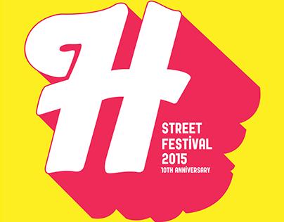 H Street Festival Rebrand