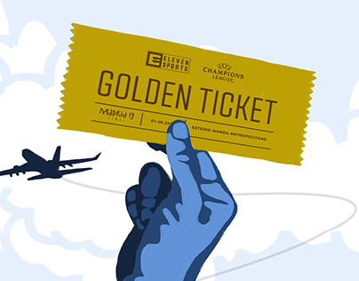 Golden Tickets - Case