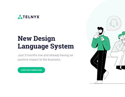 Telnyx - Design Language System