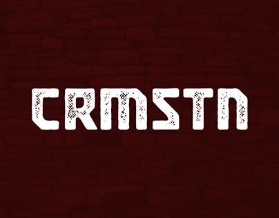 Crimstone | Free Font