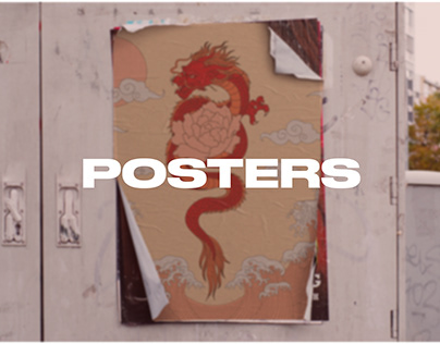 Posters Asia #1