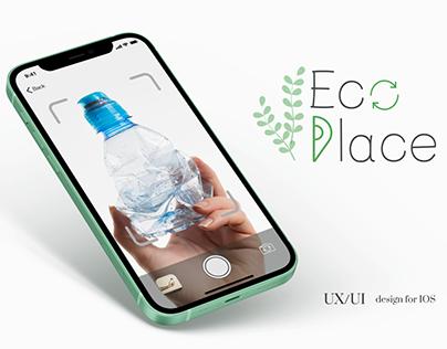 EcoPlace   UX/UI   Mobile app