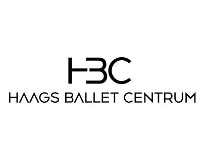 HAAGS BALLET CENTRUM İçin Tasarladığımız Logo Tasarımı