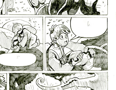 Pg 1 | The Giant of Tennessee | Pencils |