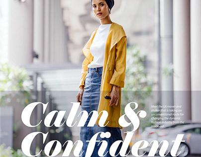 Editorial / Fashion / Beauty