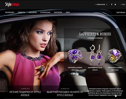 Style Avenue - Jewellery Online Boutique