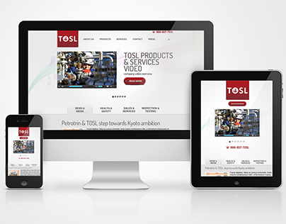 TOSL Website and Re-Brand Proposal