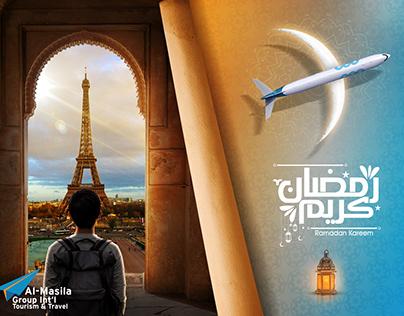 Designs For Al-Masila Travel