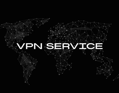Website for VPN service