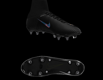 Nike Anti-Clog Traction