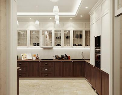 Apartment / neoclassical