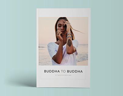 Stageverslag Buddha to Buddha
