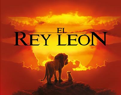 Infografía El Rey León