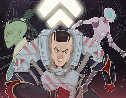 Endless Space 2 - Riftbon - Comics