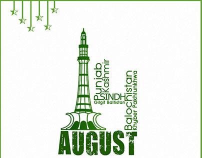 14 AUGUST , Pakistan