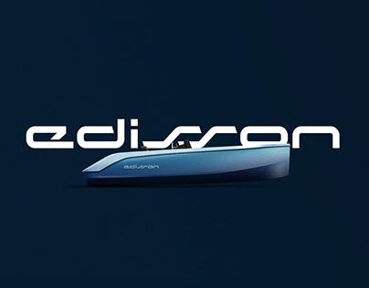 Edisson. Branding