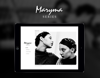 Maryma Series Official Website