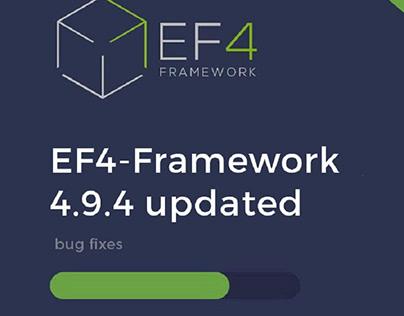 EF4 Framework 4.9.4