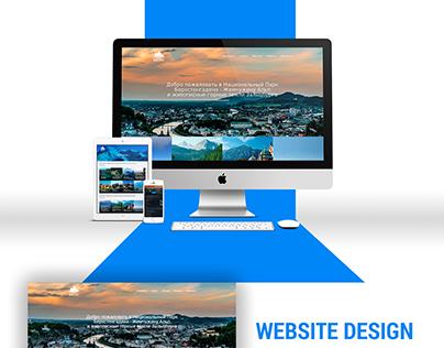Tour Agency Website Design