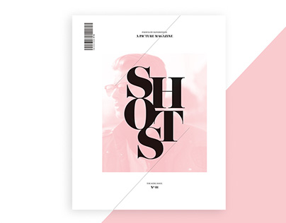 SHOTS MAGAZINE – Concept & Design