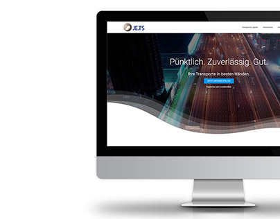 Corporate Website JE.TS GmbH