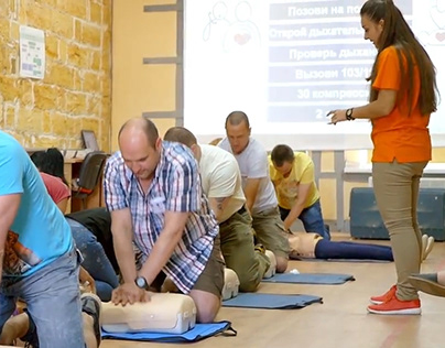 SAR Basic Life Support