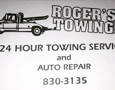 Roger's Towing