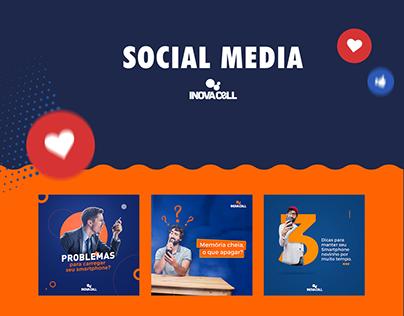 Social Media Inova Cell