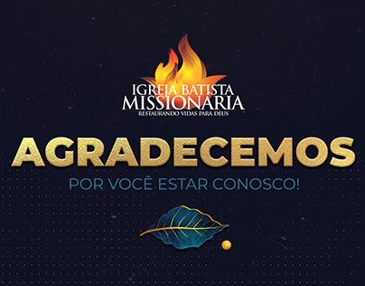 Igreja Batista Missionária