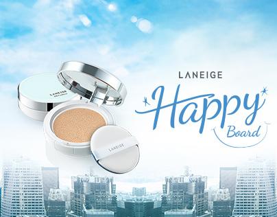 Laneige Happy Board