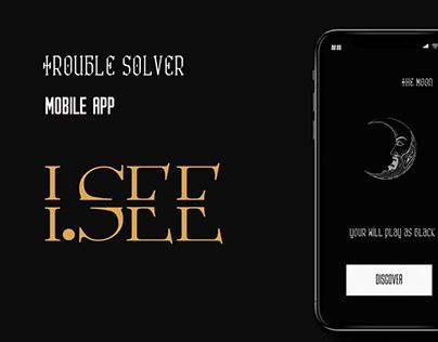 UX/ UI ios Mobile Application