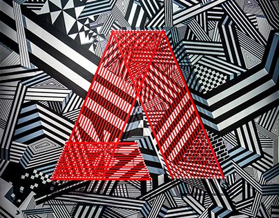 Klebebande Berlin (Tape Art) - Adobe remix