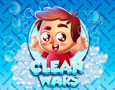 Clean Wars Game