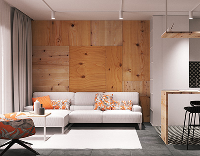 Small living spase