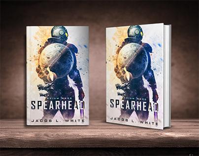 Spearhead book cover design