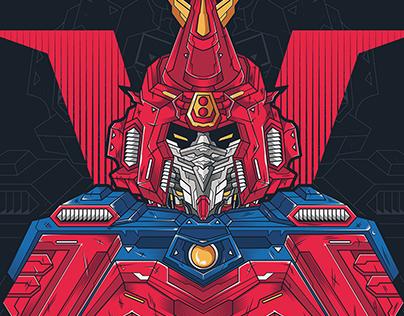 Voltes - V | Illustration | FanArt