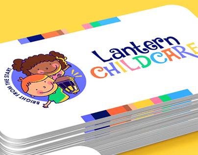 Lantern Childcare- Brand Identity