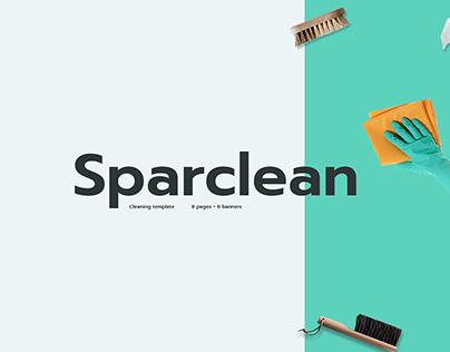 Sparclean