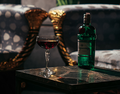 Cocktail Photography for Wales, Warsaw