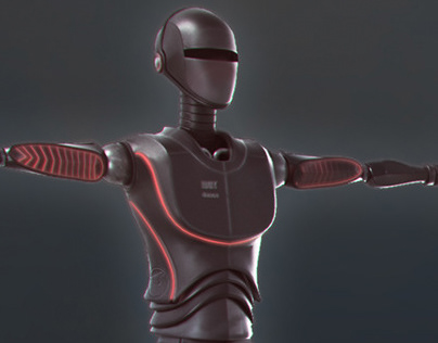 Dot-Robot