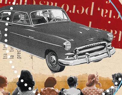 Desplegable 1950 Style