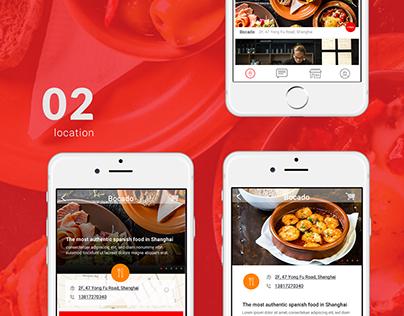 Magnet -Iphone app design