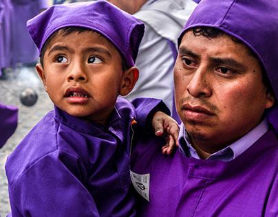 Semana Santa en Guatemala 2015
